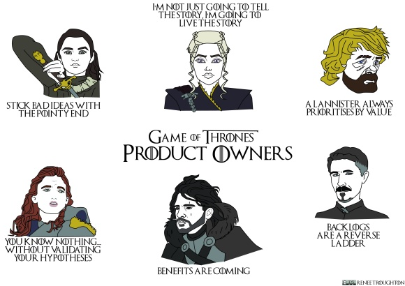 When POs meet Game of Thrones